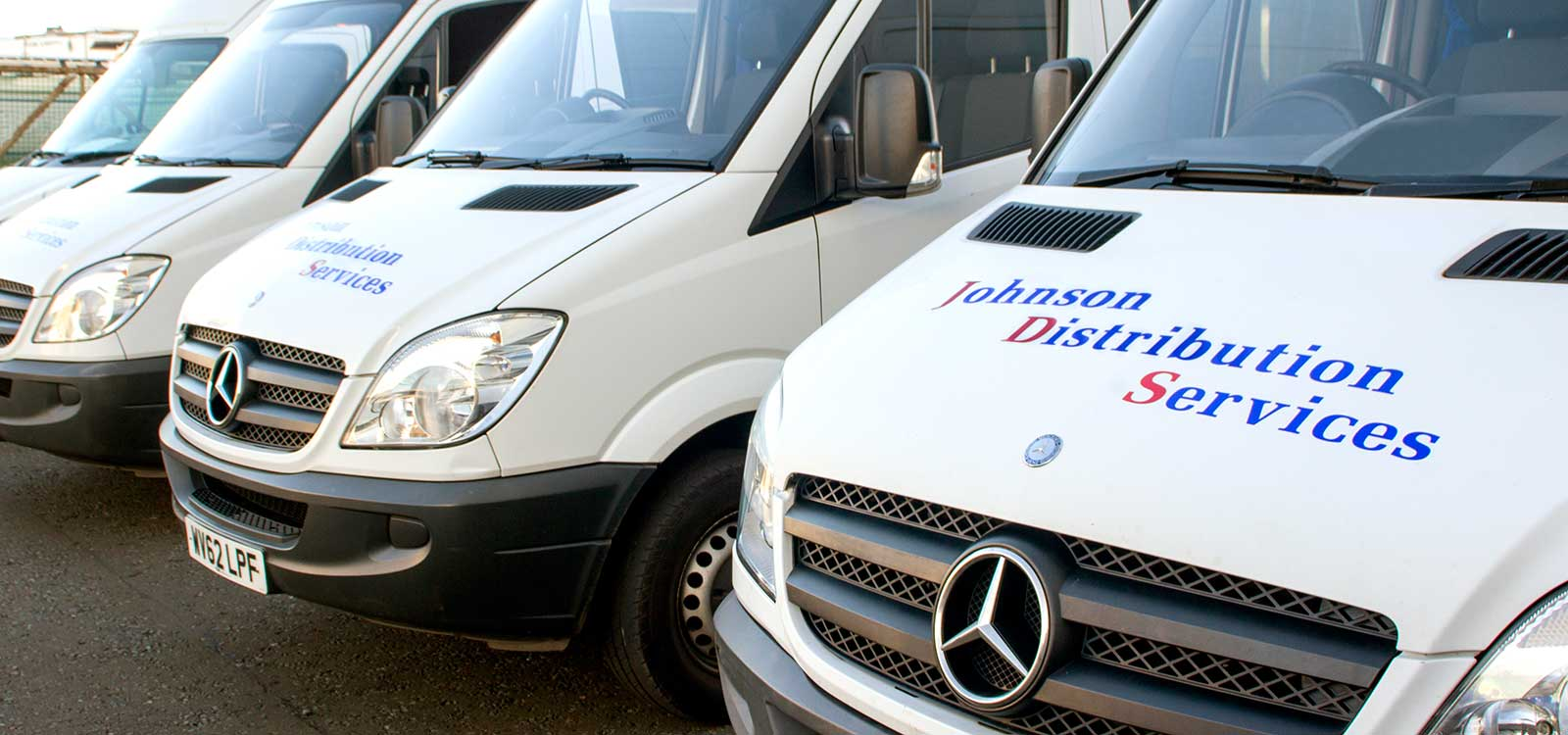 JDS Distribution Vans